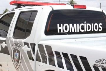 viatura de pc walla santos 7 - Corpo de homem é encontrado carbonizado e com marcas de tiro no Agreste paraibano