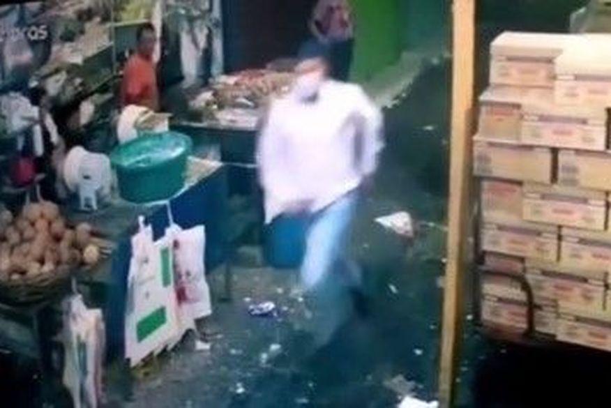 vigilante homicidio - Vigilante é morto a tiros na Feira Central de Campina Grande
