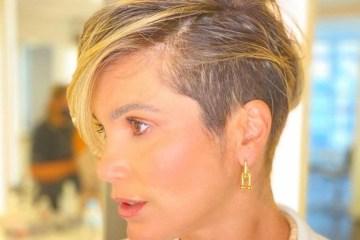 """141390322 113893917283676 707307297337367323 n e1611527865893 - Atriz Flávia Alessandra muda radicalmente em novo corte de cabelo: """"Tomei coragem e me libertei"""""""