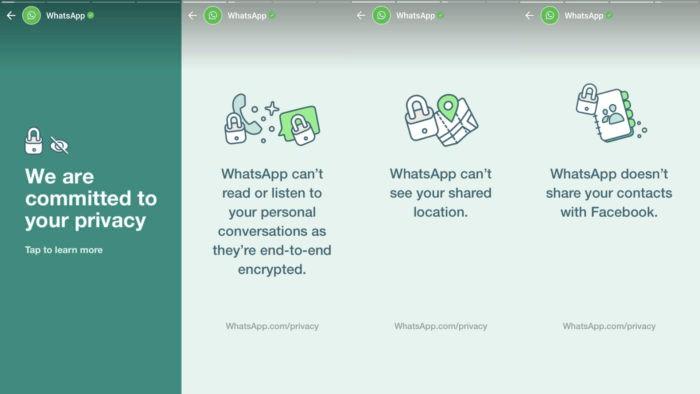 18105222288054 - Para diminuir abandono dos usuários, WhatsApp usa jornais e stories e tenta melhorar imagem