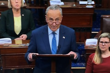 2020 01 21t175936z 863202522 rc2hke9sqcdx rtrmadp 3 usa trump impeachment - Impeachment de Trump: Câmara envia o processo ao Senado na segunda, diz líder democrata