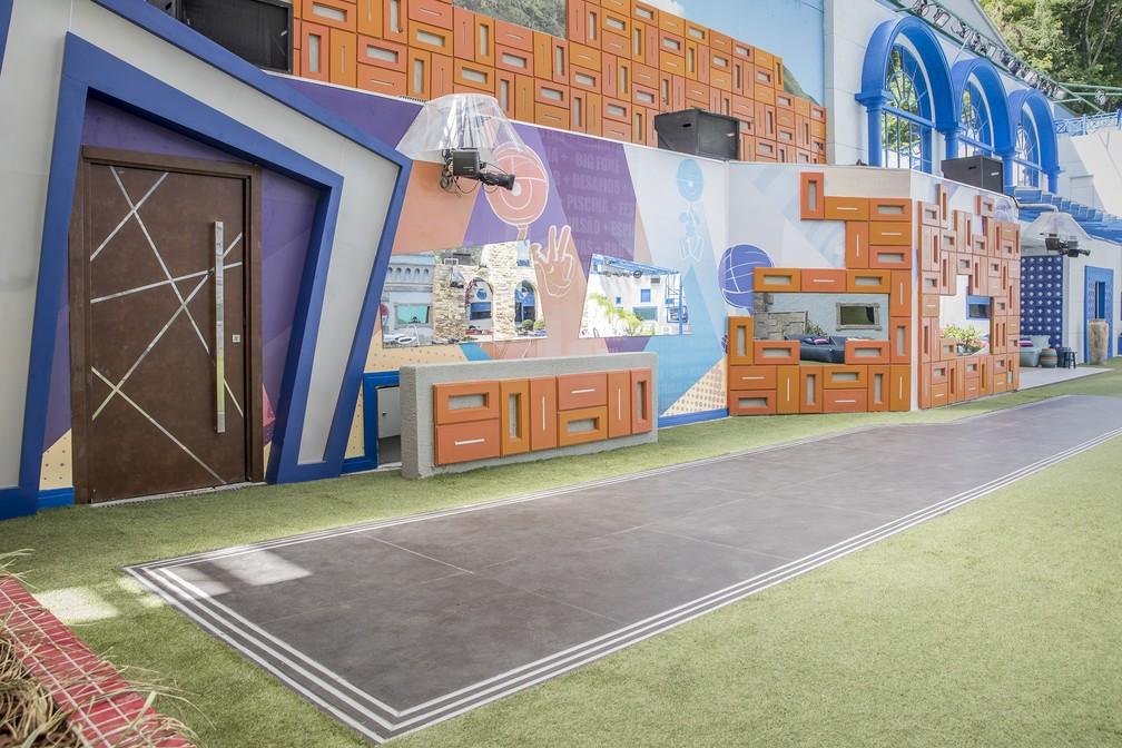 20210121 bbb21 fr 65 - Globo divulga fotos da casa do BBB21; decoração faz referência à novelas da emissora – VEJA FOTOS