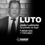 "34d672d4 688b 4b56 9e49 aad967c3a7ce - Famup lamenta morte de ex-prefeito de Sapé: ""Deixou seu legado para a cidade"""