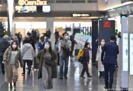 CORONAVÍRUS: Japão diz ter encontrado nova variante em viajantes que estiveram no Brasil