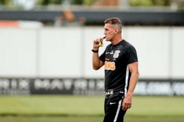 Corinthians encerra preparação para o clássico diante do Palmeiras; veja provável time