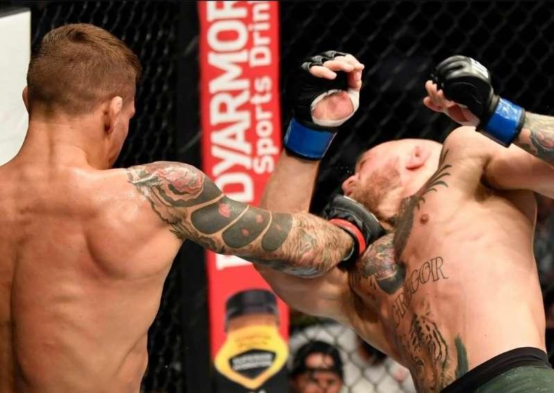 BB1d2Aia - UFC: Dustin Poirier atropela Conor McGregor com nocaute devastador