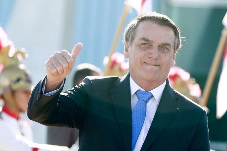 BOLSONARO 2 - COVID-19: 45% acham que Bolsonaro age certo sobre vacinas, diz PoderData/BAND