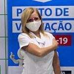 Capturar.JPGmm  - Profissionais da linha de frente de combate à pandemia na Unimed João Pessoa são vacinados contra covid-19