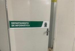 Medida extrema: Funcionários arrombaram porta na Câmara de Campina para ter acesso à internet