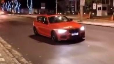 CapturarL 1 - 'ENVENENADO': motorista de BMW modificou motor do carro para fazer 'arrancadas', afirma delegado; VEJA VÍDEO