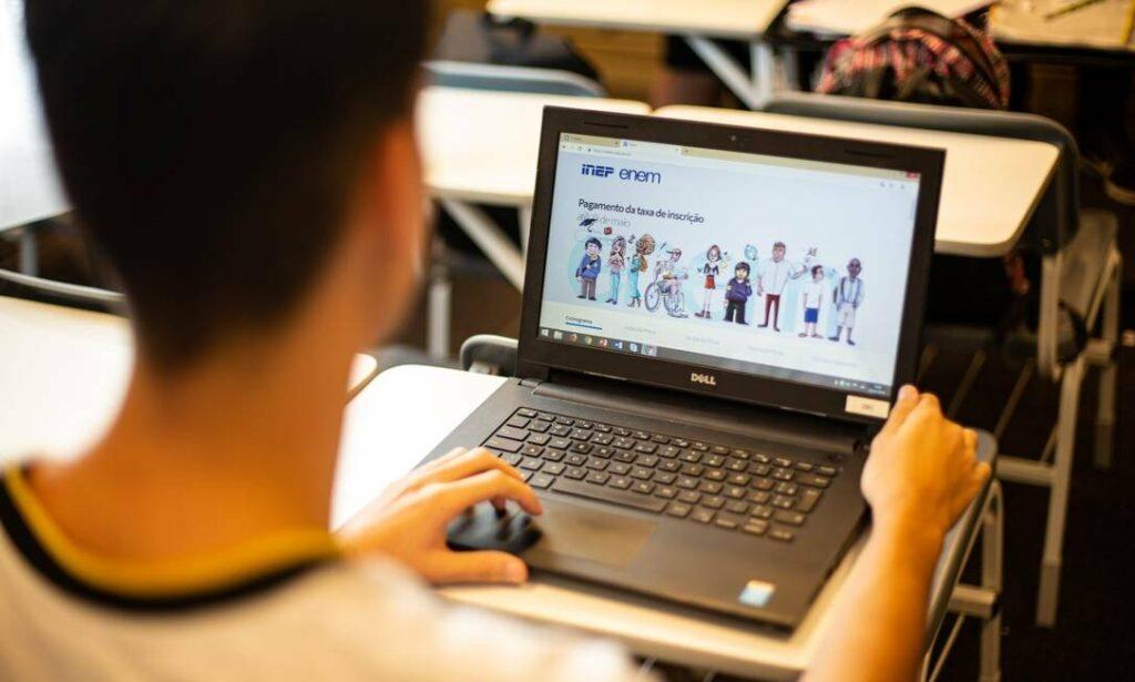 Enem digital acontece no domingo 31 Tire duvidas sobre a nova modalidade 1024x615 1 - ENEM DIGITAL: Paraíba tem 66,6% de alunos ausentes