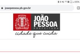 Nova marca da gestão Cícero já está no Portal