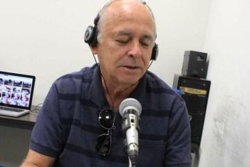 Narrador esportivo João Camurça deixa UTI e é transferido para apartamento na Unimed
