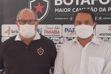 Marcelo Vilar fala de novo desafio em retorno ao Botafogo-PB
