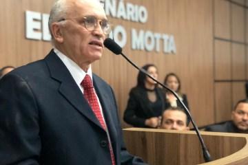 Ivanes Lacerda Daniel Almeida - 'ERA UM AMIGO': presidente da Câmara de Patos lamenta morte do ex-prefeito Ivanes Lacerda
