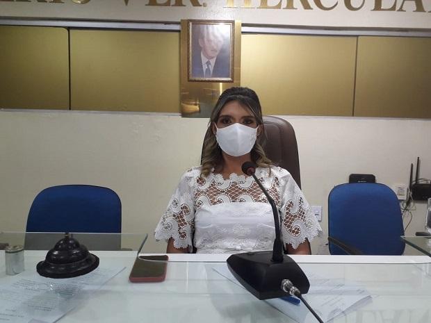 WhatsApp Image 2021 01 02 at 09.35.11 - ELAS NO PODER! Câmara Municipal de Itaporanga tem Pela Primeira Vez uma Mulher na Presidência