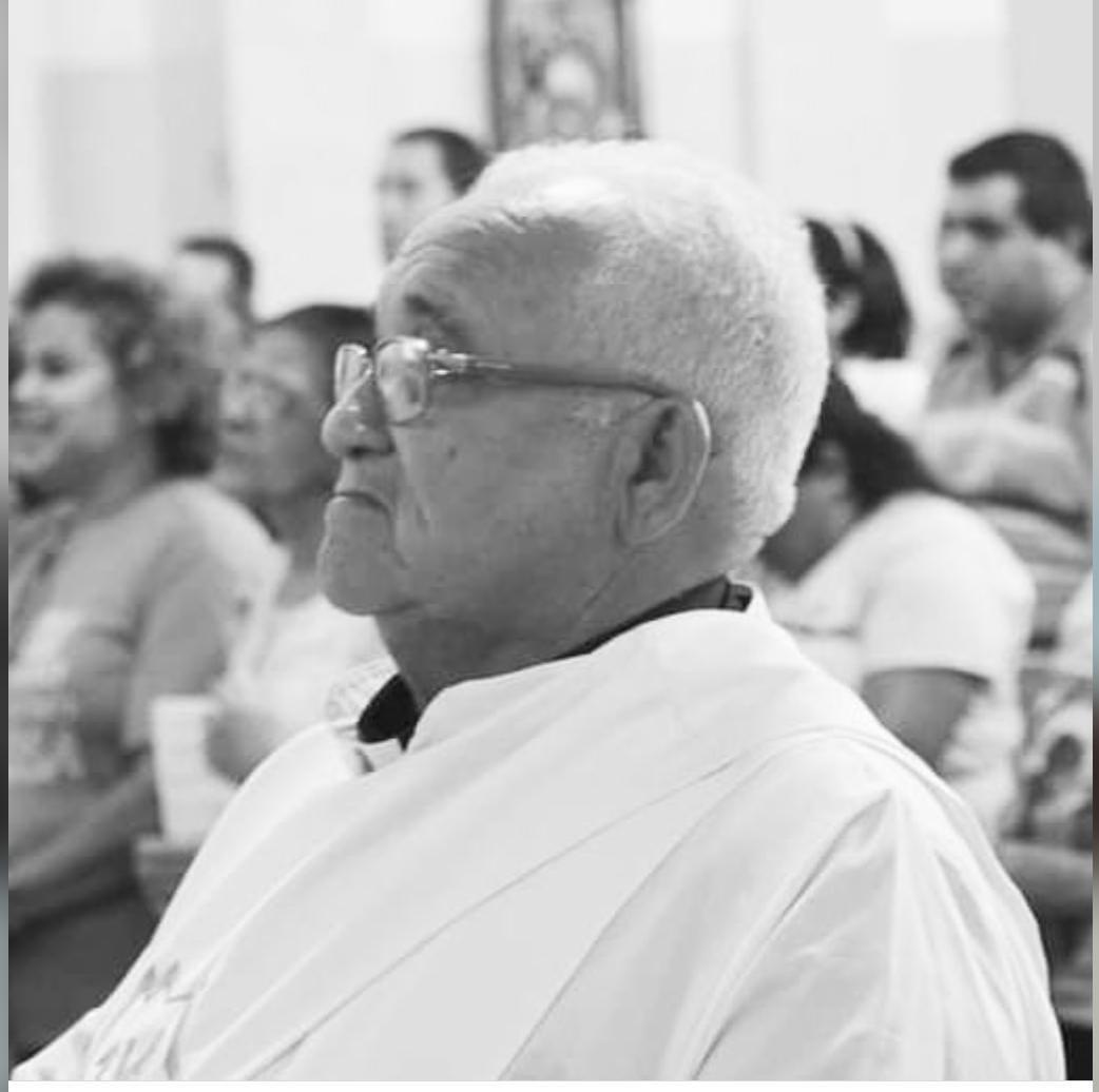 WhatsApp Image 2021 01 04 at 17.30.56 - Morre Padre Cristino Medeiros aos 72 anos, em João Pessoa