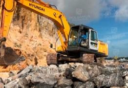 Prefeitura de João Pessoa estuda próximos passos de obra de contenção da barreira do Cabo Branco