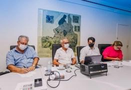 REUNIÃO COM MINISTRO: vacinação em João Pessoa ocorrerá em 22 ginásios, em hospitais e em domicílio, diz secretário de saúde de JP