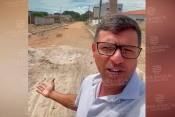 Em vídeo, Vitor Hugo destaca execução de obras de pavimentação em Cabedelo – ASSISTA