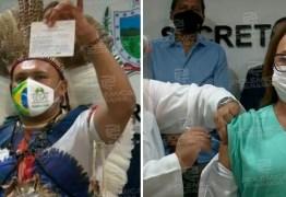 IMUNIZAÇÃO COMEÇOU: Governo da Paraíba vacina primeiras pessoas contra Covid-19 no estado – VEJA QUEM SÃO