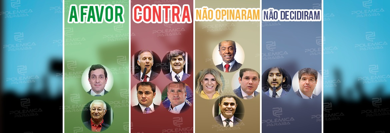 WhatsApp Image 2021 01 22 at 17.59.26 1 - PLACAR DO IMPEACHMENT:  o que pensam os deputados paraibanos sobre pedidos de afastamento do presidente Jair Bolsonaro?