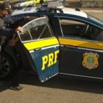 WhatsApp Image 2021 01 26 at 10.53.15 - Foragido da justiça que conduzia veículo com passageiros é preso pela PRF na Paraíba