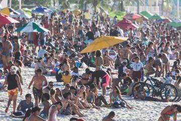 """aglomerações 1 - """"O que está faltando é a fiscalização"""" diz procurador paraibano sobre cumprimento do decreto nos municípios"""