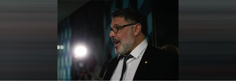 """alexandre frota - Candidato à presidência da Câmara, Alexandre Frota promete pautar impeachment de Bolsonaro no """"primeiro minuto"""""""