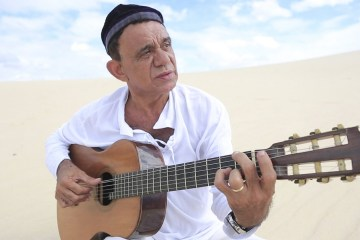 ba freyre foto davi lazaro - Amigos e músicos homenageiam cantor paraibano Ba Freyre em Tributo - ASSISTA NA ÍNTEGRA