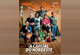 """Veja elege SP como """"capital do Nordeste"""" e capitais nordestinas se manifestam"""