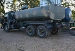 carro pipa - ZONA RURAL: Operação Carro Pipa será retomada em Campina Grande
