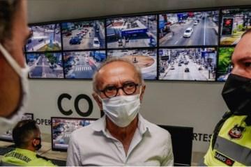 Cícero Lucena vai revisar segurança de trechos de ciclofaixas em João Pessoa