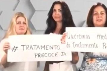 NEGACIONISTAS, O MUSICAL: Apoiadores de Jair Bolsonaro gravam clipe defendendo tratamento precoce da Covid-19 – VEJA VÍDEO
