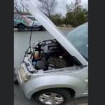 co - Mulher recebe bilhetes avisando que píton está escondida no carro e encontra surpresa
