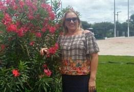 Professora de Itaporanga morre aos 54 anos, durante tratamento de saúde, em João Pessoa