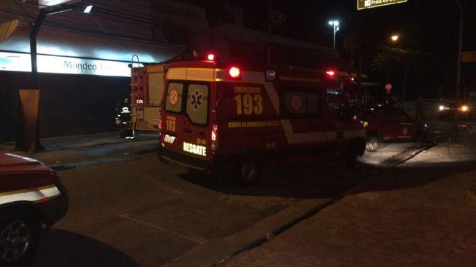 csm LOJA BOMBEIROS INCENDIO 2021 8ee3de83e4 - Mulher ateia fogo na própria casa, em João Pessoa