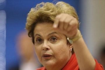 dedodedilma - Dilma Rouseff recusa convite de Doria para ser vacinada: 'não vou furar fila'