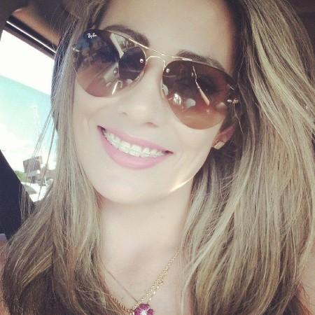eliane ferreira siolim de 34 anos morta a tiros pelo marido em ponta pora ms 1611793112712 v2 450x450 - Mulher é morta pelo marido durante churrasco em família