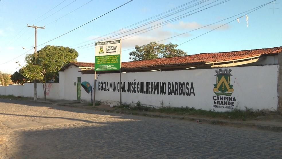 escola cg - Aulas na rede municipal de Campina Grande começam em 18 de fevereiro; matrículas serão online