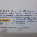 foto1 65 - Ex-presidente da Câmara deposita cheque sem fundo para devolução de duodécimo