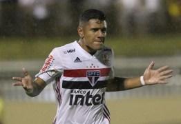 São Paulo prorroga contrato de empréstimo de Galeano até o fim de 2021