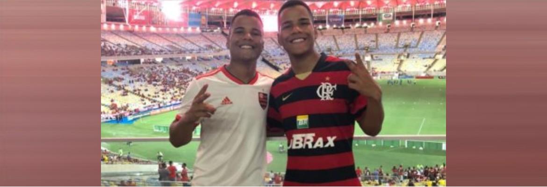 gemeos flamengo - Gêmeos de 21 anos morrem afogados em praia; Flamengo fará homenagem