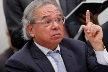guedes 1 - Equipe econômica do governo avalia reduzir valor e público do Auxílio Emergencial