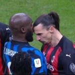 """ibra e lukaku - Após mandar Lukaku """"fazer vodu"""", Ibrahimovic diz que """"não há lugar para racismo"""""""