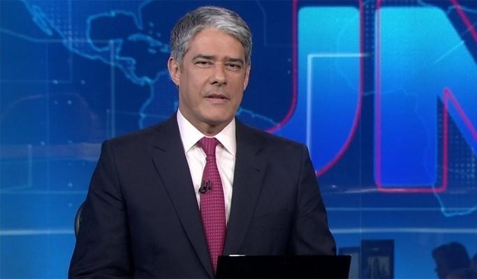 """image gtZGWGH - Globo nega rumores de demissão de William Bonner: """"Não procede"""""""