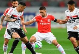 São Paulo derrapando, Inter pegando o elevador e Atlético voltando a jogar: os fatos que acirram o Brasileirão na reta final