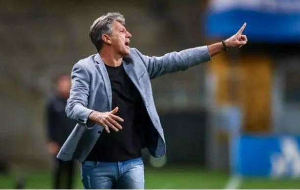 intrer - Após derrota do Flamengo, Renato Gaúcho ataca Inter e Galhardo