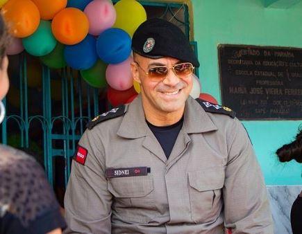 major sidney sapé - POLÍTICOS BONITÕES! Conheça os 10 prefeitos mais bonitos da Paraíba