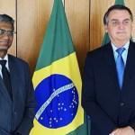 naom 6005c288a1799 - Após Índia atrasar entrega de vacinas, Bolsonaro recebe embaixador do país
